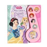 Disney Princess 6-button Little Music Note