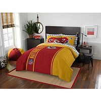 Kansas City Chiefs Soft & Cozy Full Comforter Set by Northwest