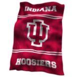 Logo Brand Indiana Hoosiers UltraSoft Blanket