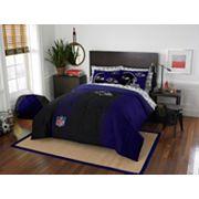 Baltimore Ravens Soft & Cozy Full Comforter Set by Northwest