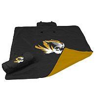 Logo Brand Missouri Tigers All-Weather Blanket