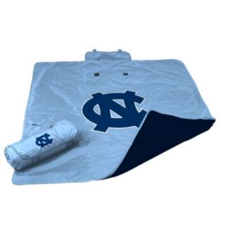 Logo Brand North Carolina Tar Heels All-Weather Blanket
