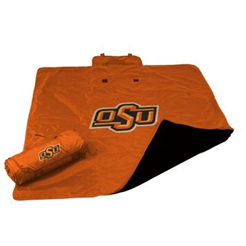 Logo Brand Oklahoma State Cowboys All-Weather Blanket