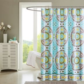 Madison Park Bali Shower Curtain