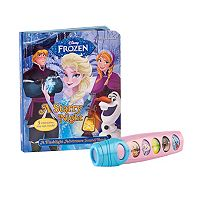 Disney's Frozen Little Flashlight Adventure Book Box