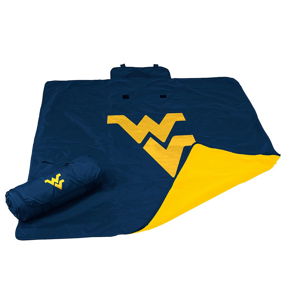 Logo Brand West Virginia Mountaineers All-Weather Blanket
