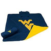 Logo Brand West Virginia Mountaineers All-Weather Blanket