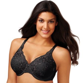 Playtex Bras: Love My Curves Beautiful Lift Embroidered Full-Figure Bra 4513