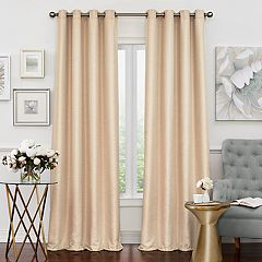 eclipse Thermalayer Blackout 1-Panel Luxor Window Curtain
