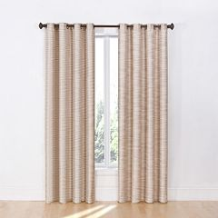eclipse Thermalayer Blackout 1-Panel Dylan Window Curtain