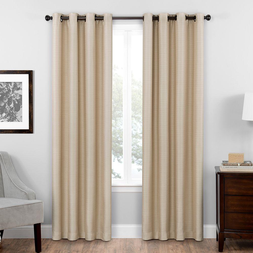 eclipse Bryson Room-Darkening Window Curtain