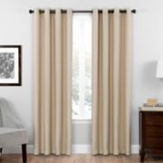 eclipse Thermaweave Blackout 1-Panel Bryson Window Curtain
