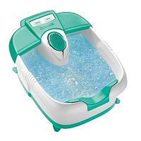 Conair True Massaging Foot Bath with Bubbles & Heat