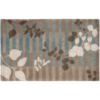Surya Stella Smith Leaf Wool Rug