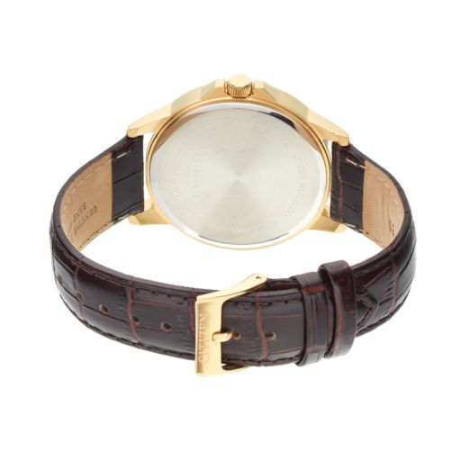 Citizen Men's Leather Watch - BF2018-01A