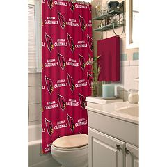Arizona Cardinals Shower Curtain