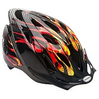 Youth Schwinn Thrasher Flame Sport Helmet