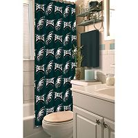 Philadelphia Eagles Shower Curtain