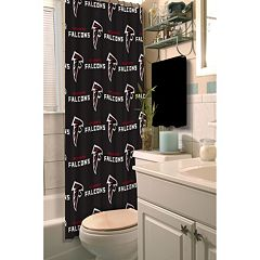 Atlanta Falcons Shower Curtain