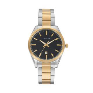 Citizen Men's Two Tone Stainless Steel Watch - BI1034-52E