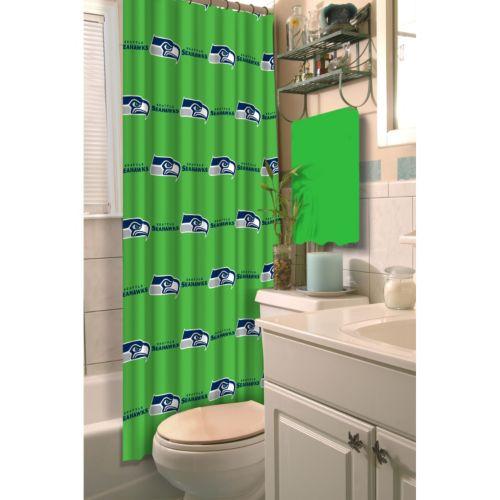 Washington Redskins Set 12 Bathroom Shower Curtain Hooks Northwest