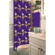Minnesota Vikings Shower Curtain