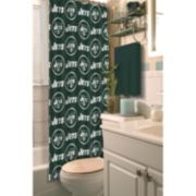 New York Jets Shower Curtain