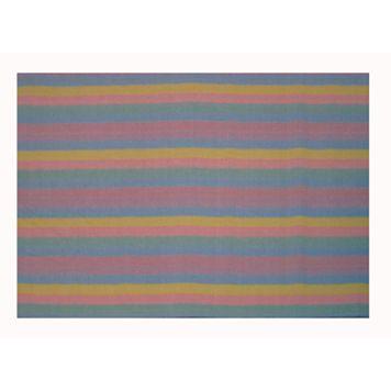 Fun Rugs Fun Time Pastel Striped Rug