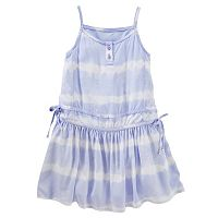 Girls 4-6x OshKosh B'gosh® Tie-Dye Drop-Waist Dress