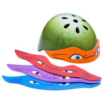 Boys Mongoose Teenage Mutant Ninja Turtles Helmet