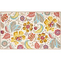 Safavieh Four Seasons Marathon Floral Indoor Outdoor Rug