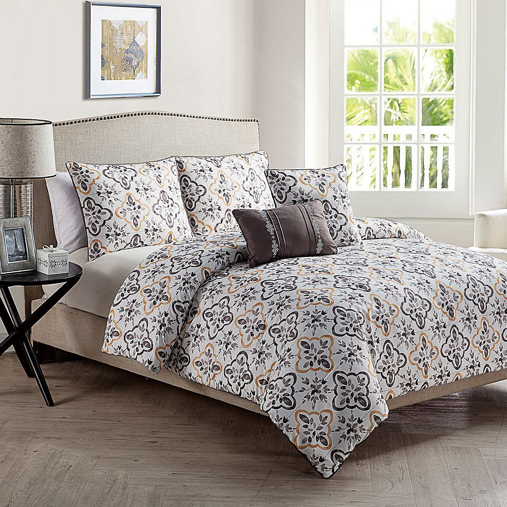VCNY Lilliana 5-pc. Comforter Set