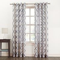 Deals on SONOMA Goods for Life Lona Semi-Sheer Window Curtain