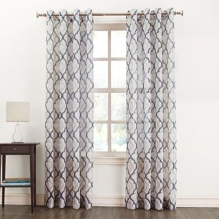 SONOMA Goods for Life? Lona Semi-Sheer Window Curtain