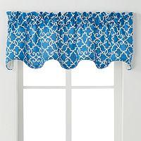 Ellis Curtains Woburn Window Valance - 70'' x 17''