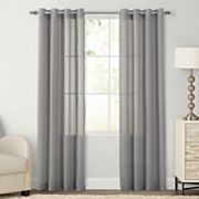 SONOMA Goods for Life™ Ayden Linen Blend Window Curtain