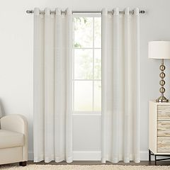 living room curtins. SONOMA Goods for Life  Ayden Linen Blend Window Curtain Living Room Curtains Drapes Treatments Home Decor Kohl s