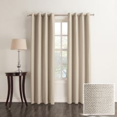 sonoma goods for life curtains & drapes - window treatments, home