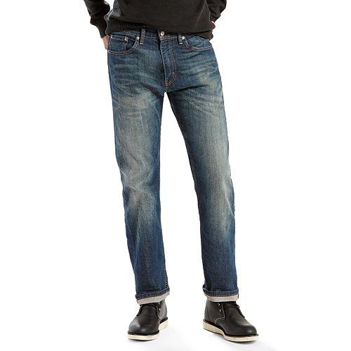 Men's Levi's® 505™ Regular-Fit Stretch Jeans