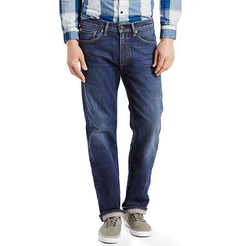 8a3577de9a0 Men s Levi s® 505™ Regular-Fit Stretch Jeans
