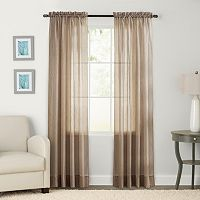 SONOMA Goods for Life™ Crushed Voile Curtain