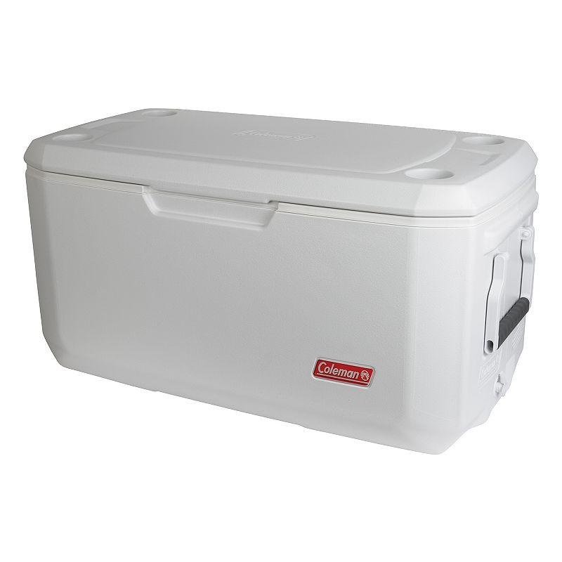 Coleman 120-Quart Xtreme 5 Marine Cooler, White