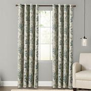 SONOMA Goods for Life™ Kirya Floral Blackout Window Curtain