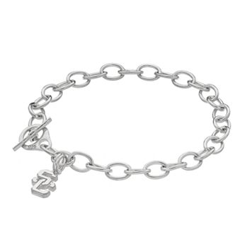 Dayna U USC Trojans Sterling Silver Toggle Bracelet