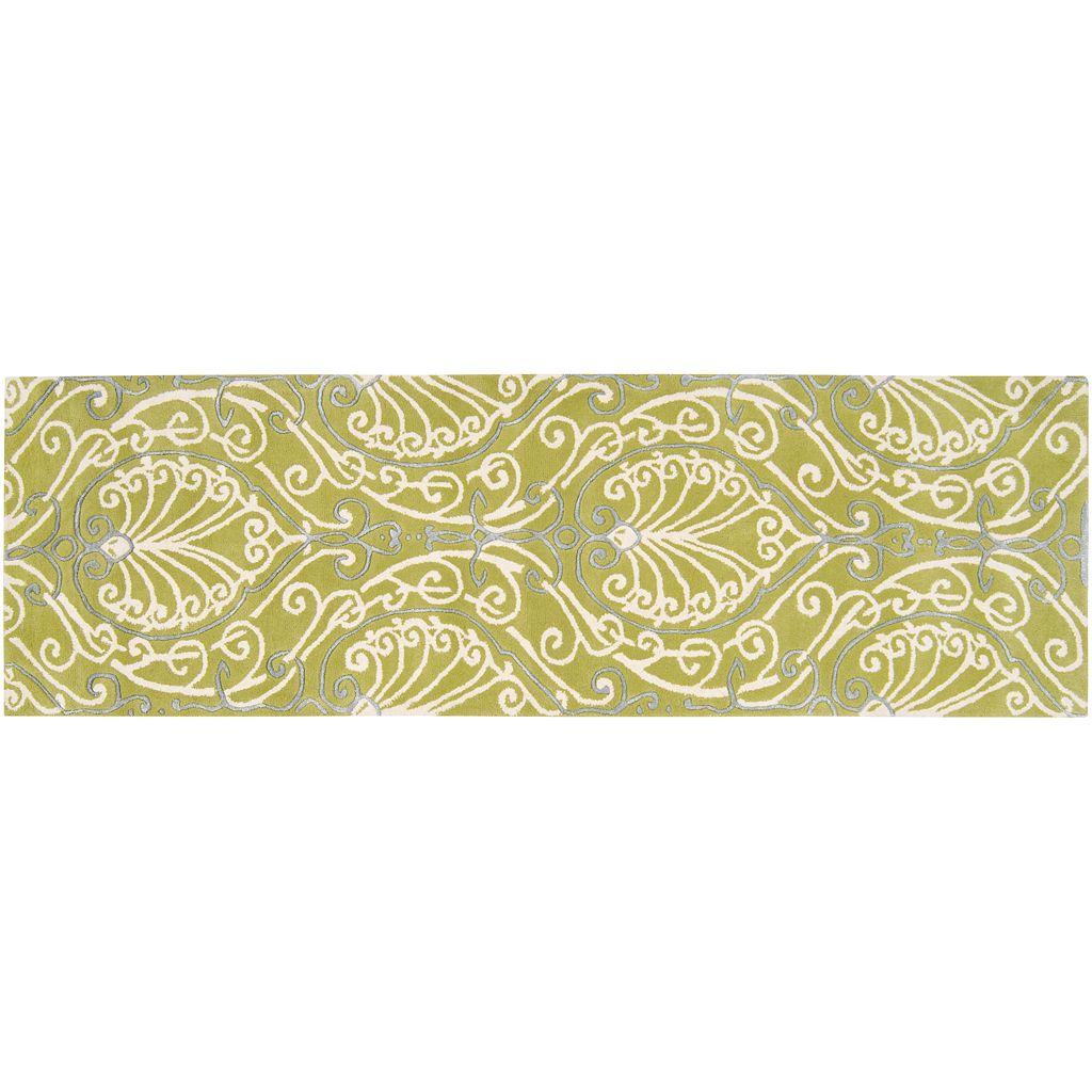 Surya Modern Classics Scroll Wool Rug