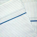 Seventeen Ombre Ikat Twin 3-pc. Sheet Set
