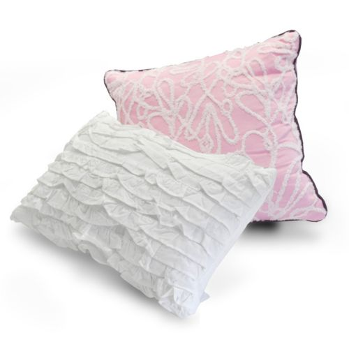 Seventeen 2-piece Twilight Eden Throw Pillow Set