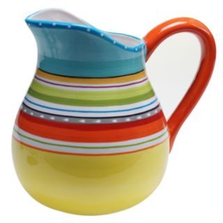 Certified International Mariachi 3-qt. Pitcher