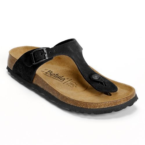 c0b9500e9c3c Betula Licensed by Birkenstock Rose Soft Footbed Thong Sandals - Women