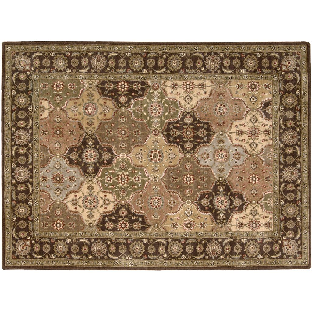 Somerset Floral Geometric Rug